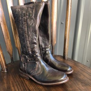 Bed Stu Selina Leather Boots